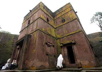 Lalibela Church